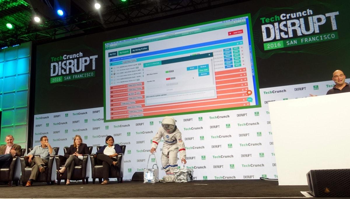'적당히 컴퓨팅'과 인공지능: 디스럽트에서 엿본 트렌드