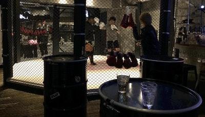 파이트 클럽 428 - 주먹을 부르는 술집