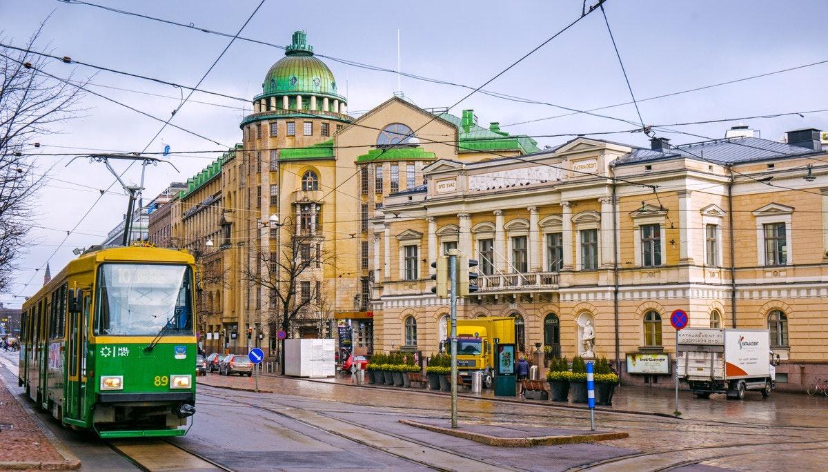 핀란드의 이방인으로 살기