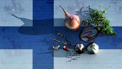 핀란드인의 맛없는 음식