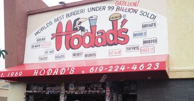 호다즈 (Hodad's)
