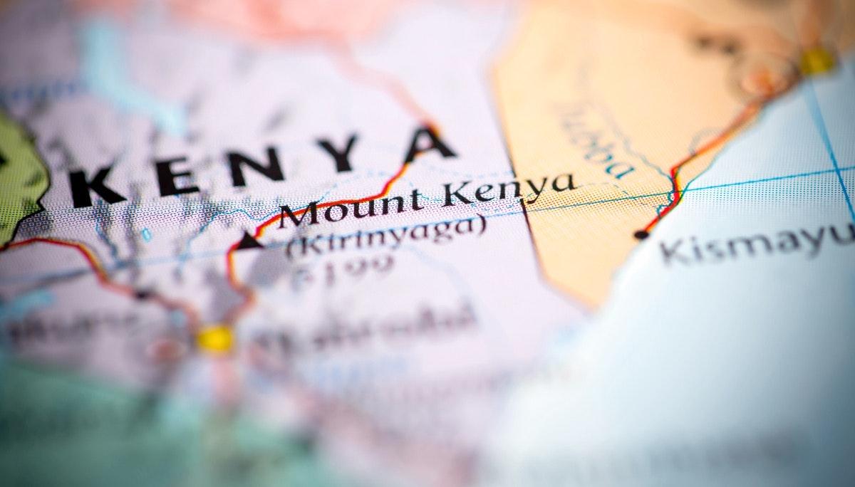 케냐 이텐으로 가다