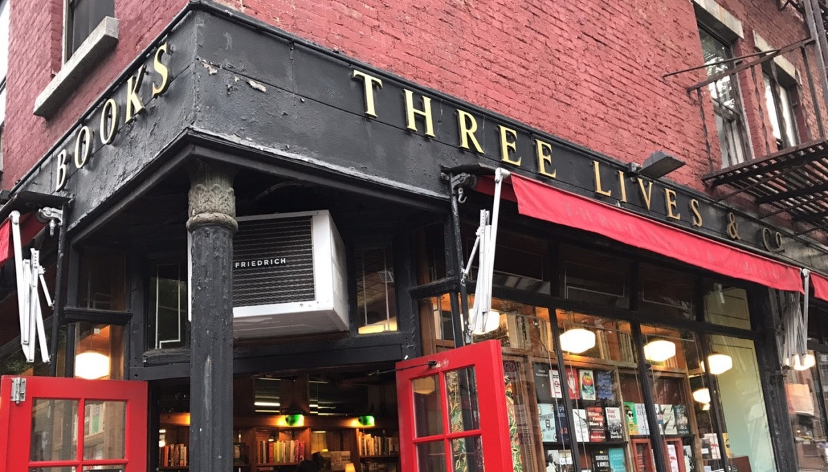 탐험과 발견의 재미 Three Lives & Company