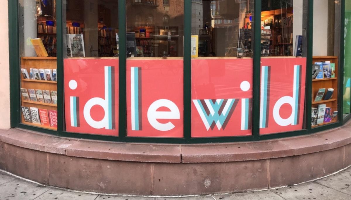 여행의 모든 것 Idlewild Books