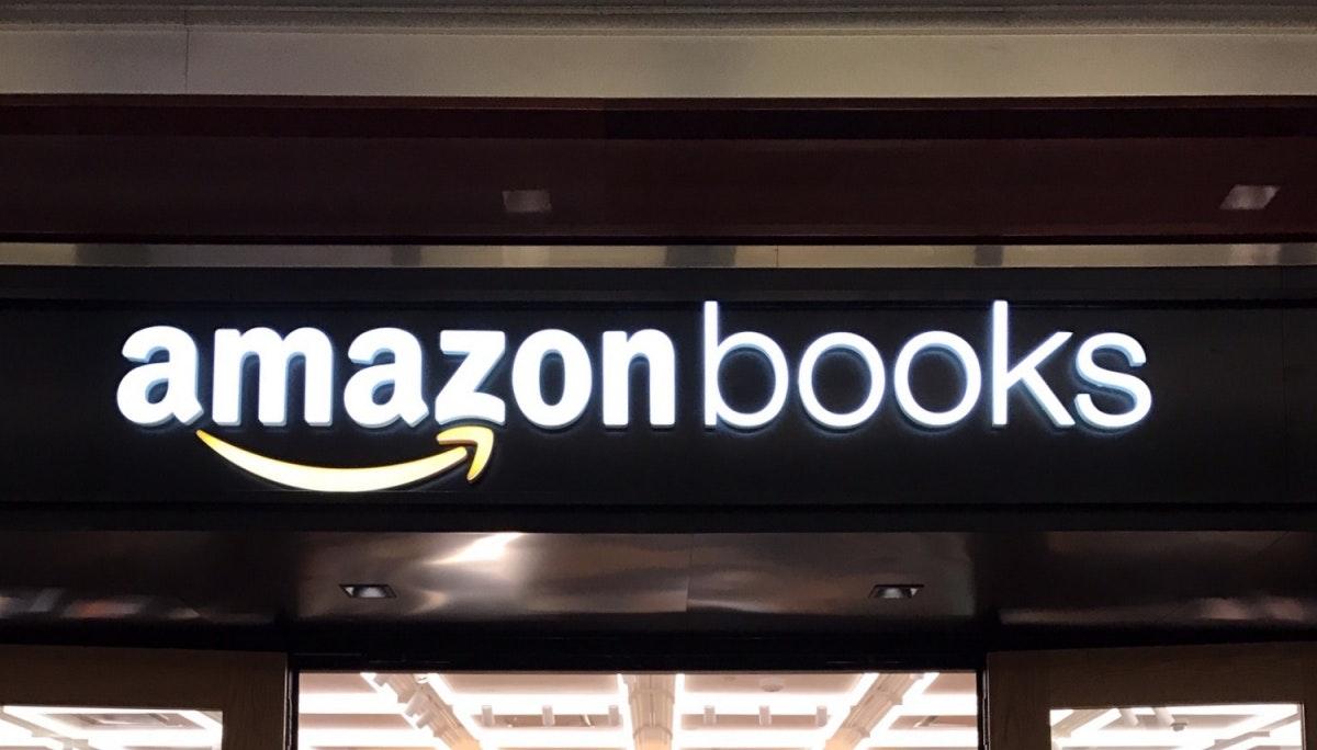 오프라인 서점계로 진격 Amazon Books