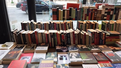 뚜렷한 개성 192 Books / Spoonbill & Sugartown Books / Book Thug Nation