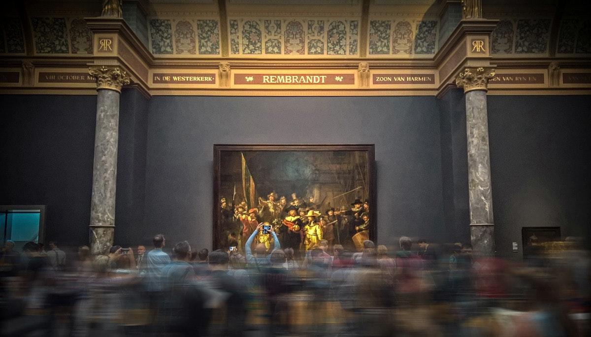끊임없이 확장하는 미학적/미술사적 가치: 내적 요소(4)