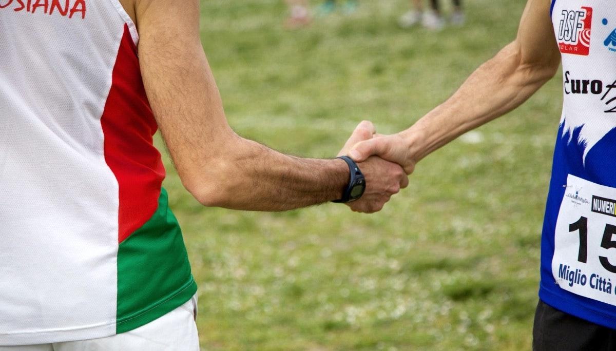 달리기 문화를 이끄는 사람들