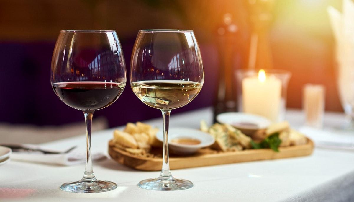 합리적인 한 잔, 글래스 와인