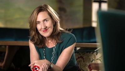 인터뷰: 상하이 문학 페스티벌을 이끄는 미셸 가넛