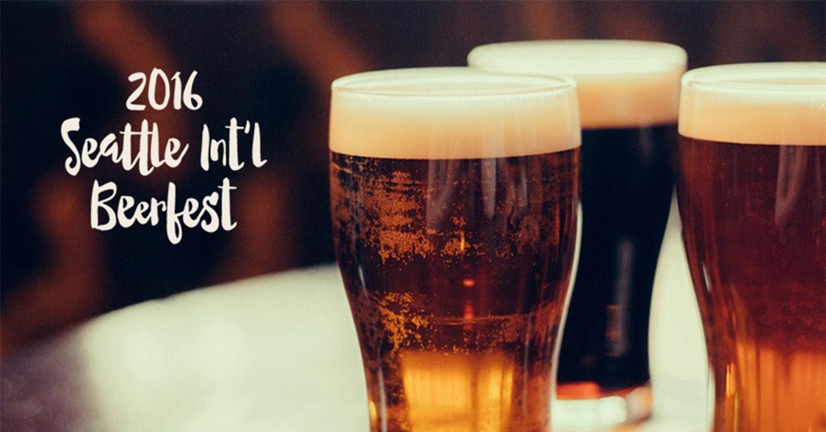 생애 최고의 맥주를 찾아서 - Seattle Int'l Beerfest