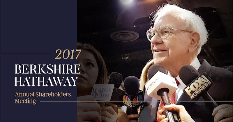 2017 버크셔 해서웨이  - 투자가의 해석을 더하다