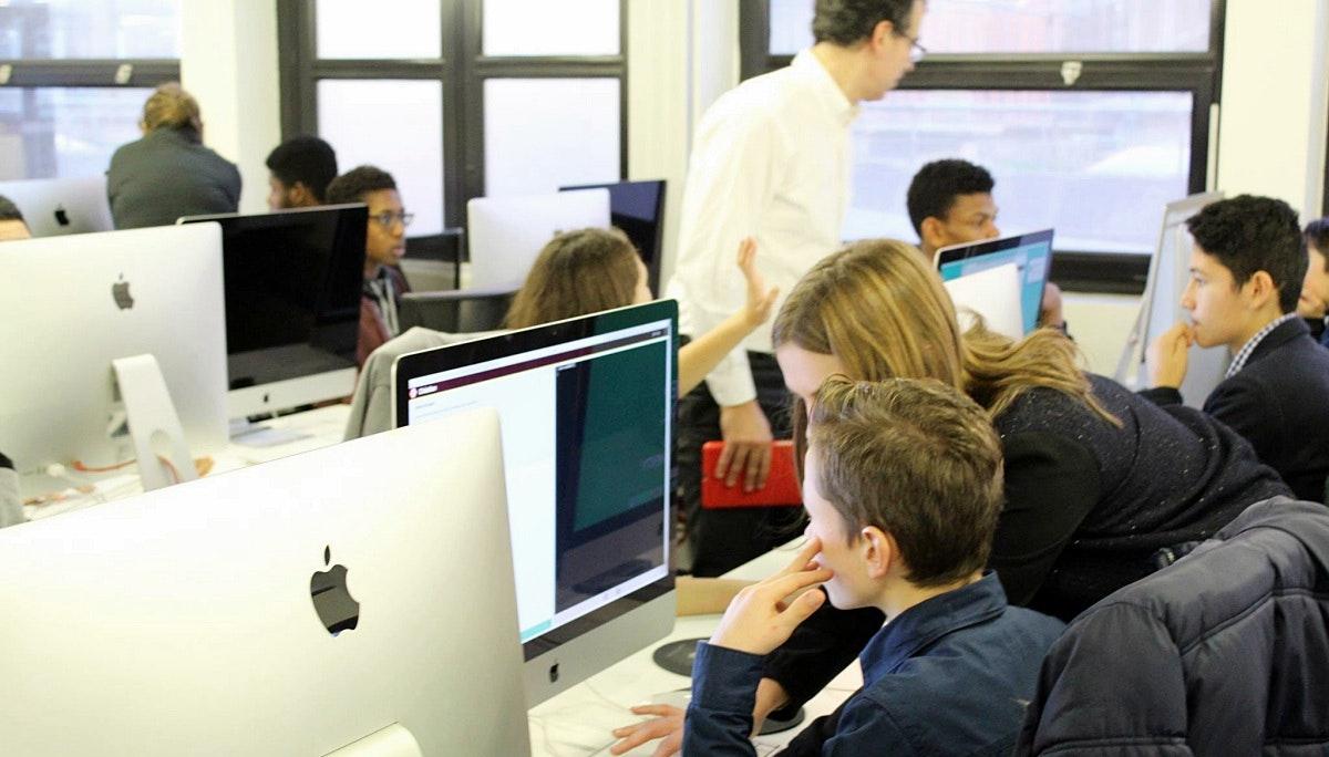 기술이 교육을 어떻게 변화시키는가, 에꼴 42