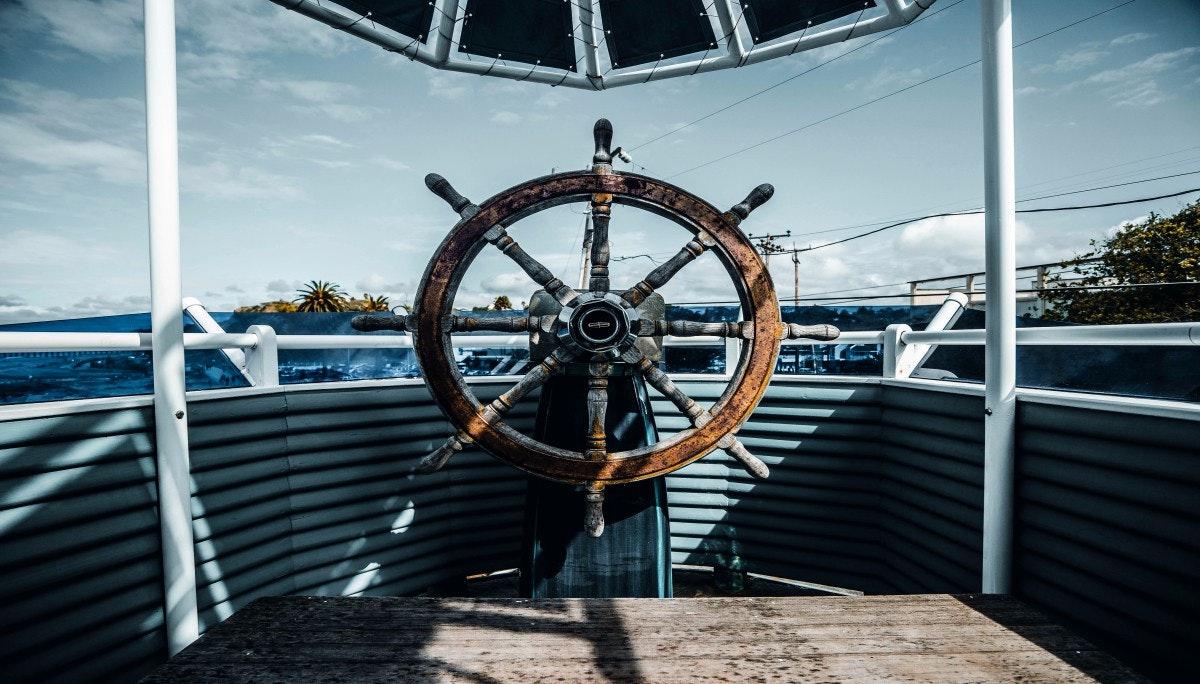 프롤로그: 배가 스스로 움직이면 모든 것이 바뀐다