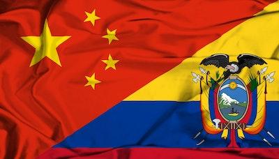 [국제관계] 에콰도르가 돈이 있든 없든, 중국은 건설비를 챙긴다