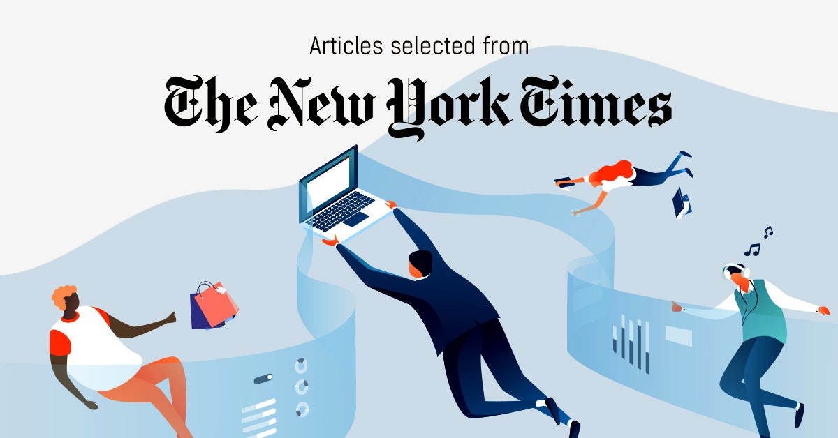 뉴욕타임스 - PUBLY 큐레이터가 선정한 뉴스 [2019년 1월 2주]