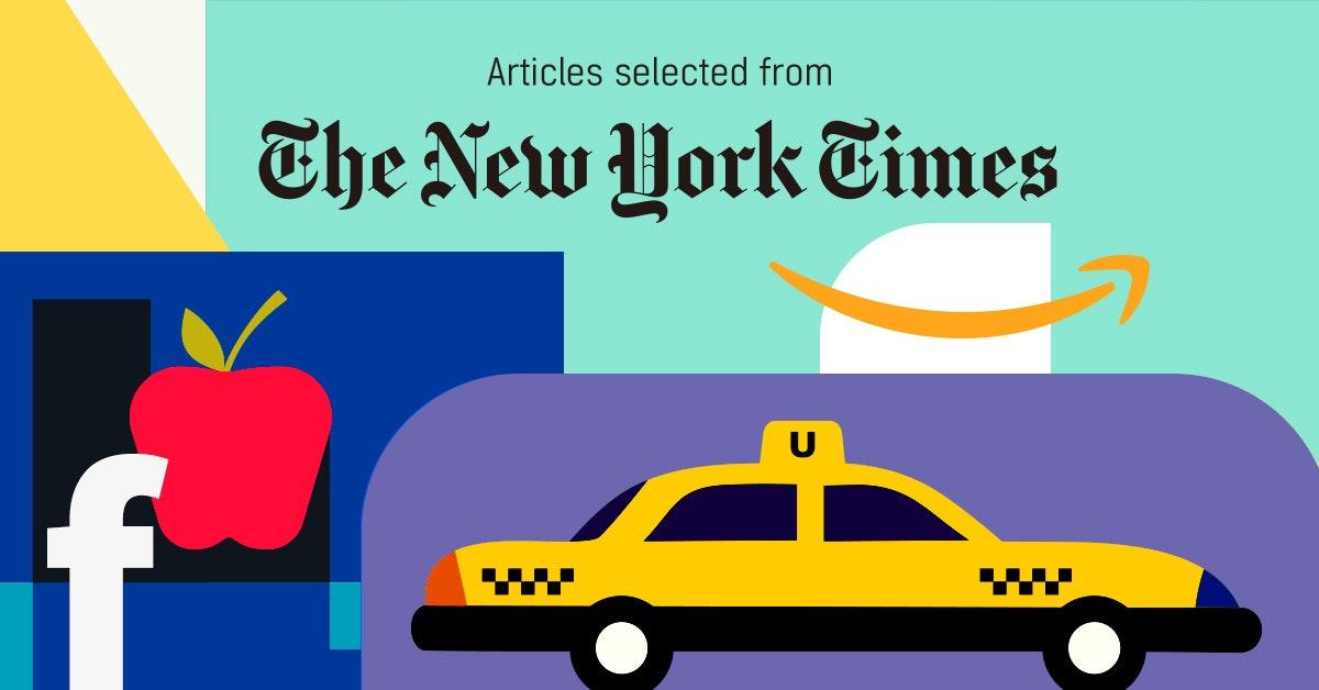 뉴욕타임스 - PUBLY 큐레이터가 선정한 뉴스 [2019년 1월 3주]