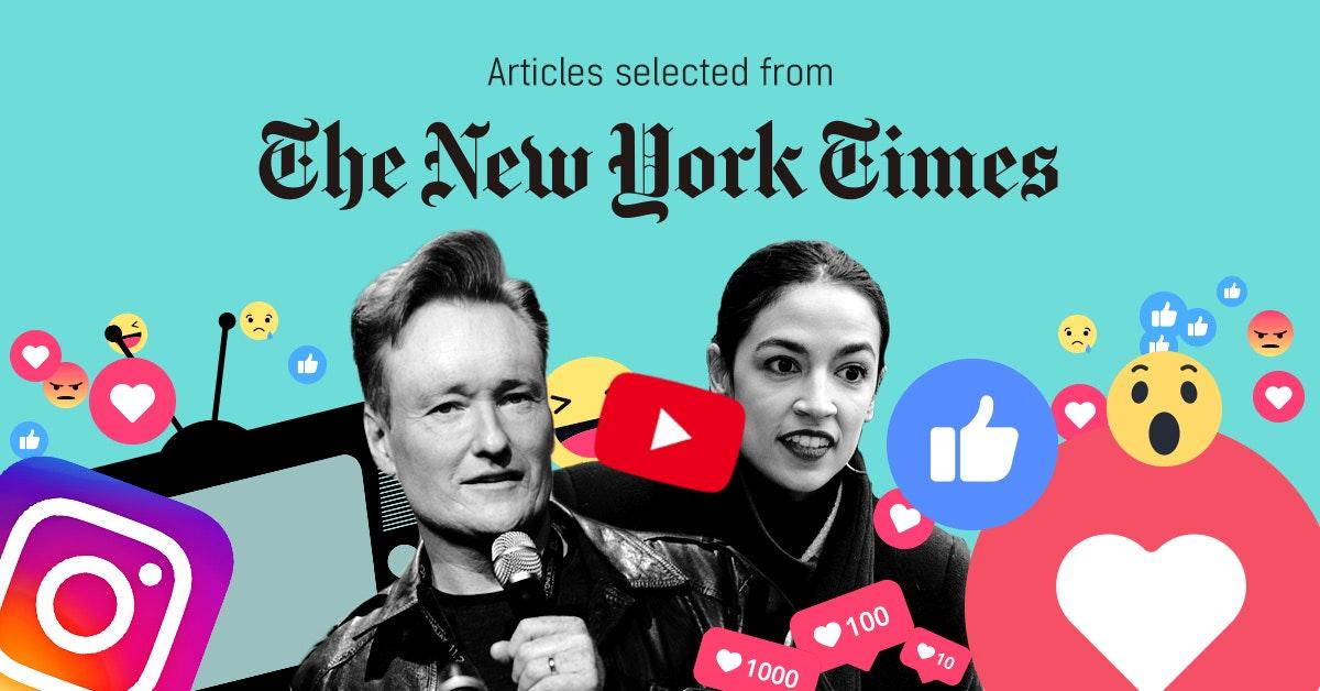 뉴욕타임스 - PUBLY 큐레이터가 선정한 뉴스 [2019년 1월 4주]