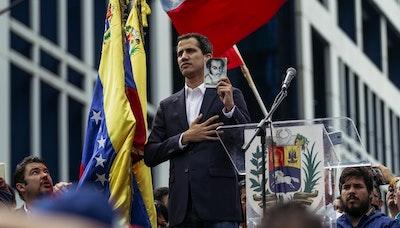 [정치] 계좌는 베네수엘라 야권 지도자에게 있다