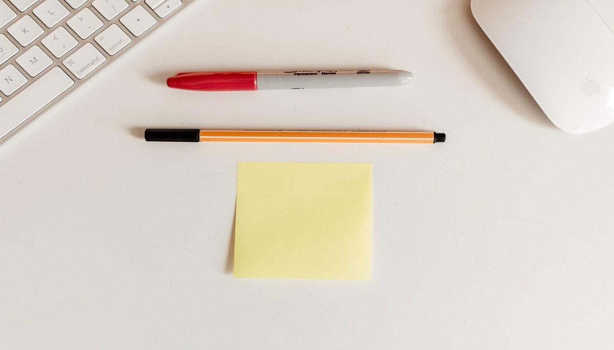 일잘러가 알려주는 업무 관리법(1): 포스트잇, 에버노트, 이메일
