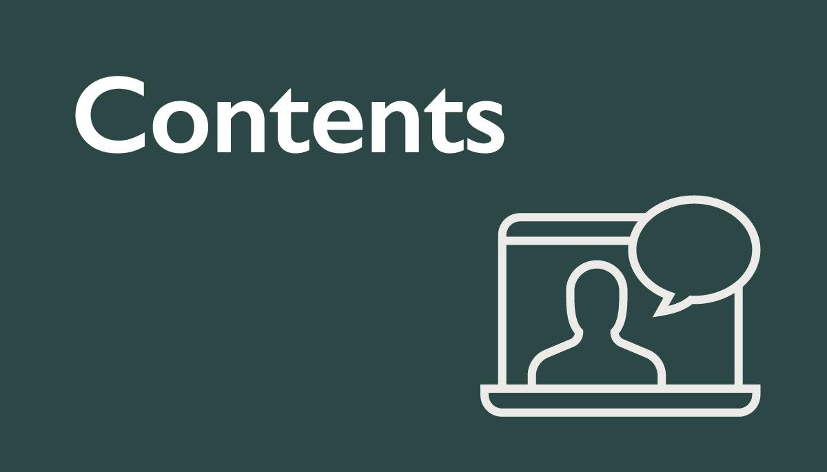 Contents - 내용보다 형식, 중독시키면 성장한다