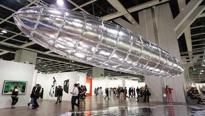 [Hongkong] 공간의 예술, 아트바젤 홍콩