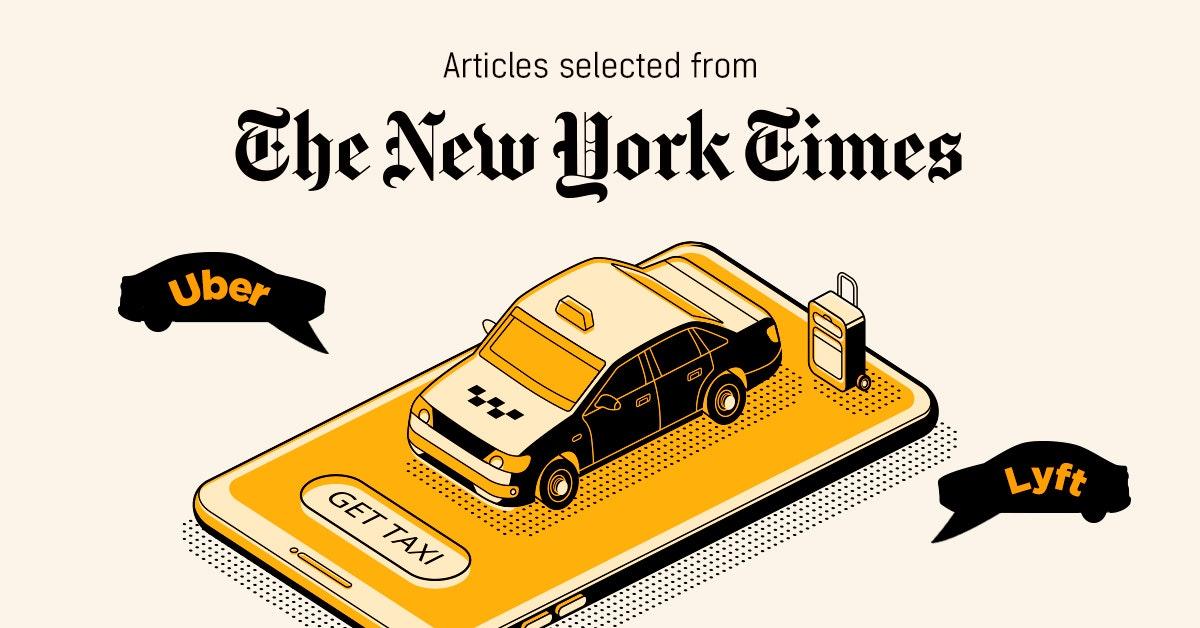 뉴욕타임스 - 퍼블리 큐레이터가 선정한 뉴스 [2019년 5월 1주]