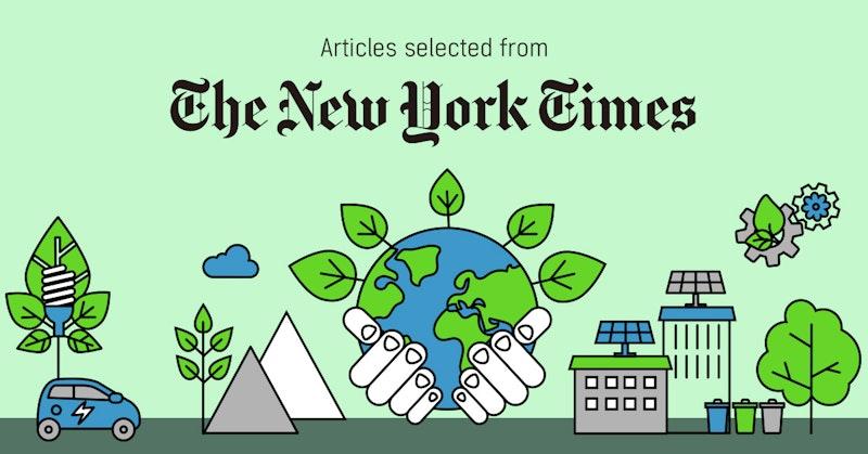 뉴욕타임스 - 퍼블리 큐레이터가 선정한 뉴스 [2019년 5월 4주]