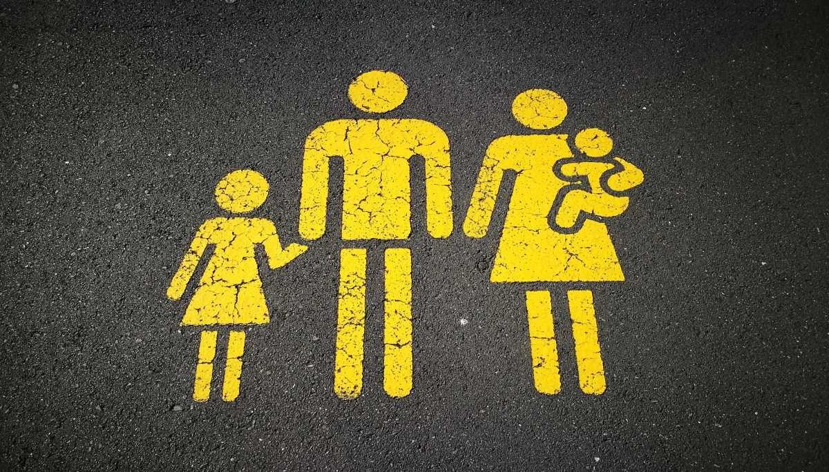 일하는 '엄빠'와 아이, 언제나 우리 함께