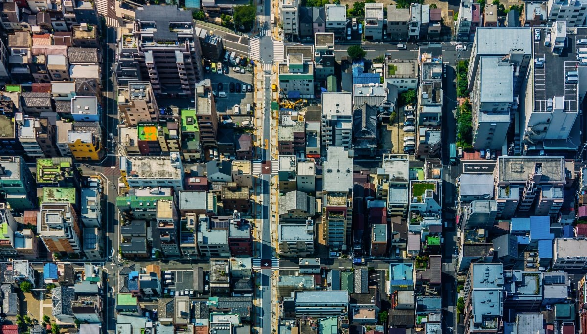 큐레이터의 말:  도쿄는 도쿄다