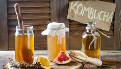 건강한 탄산, 콤부차가 터진다: 맛 트렌드(3)