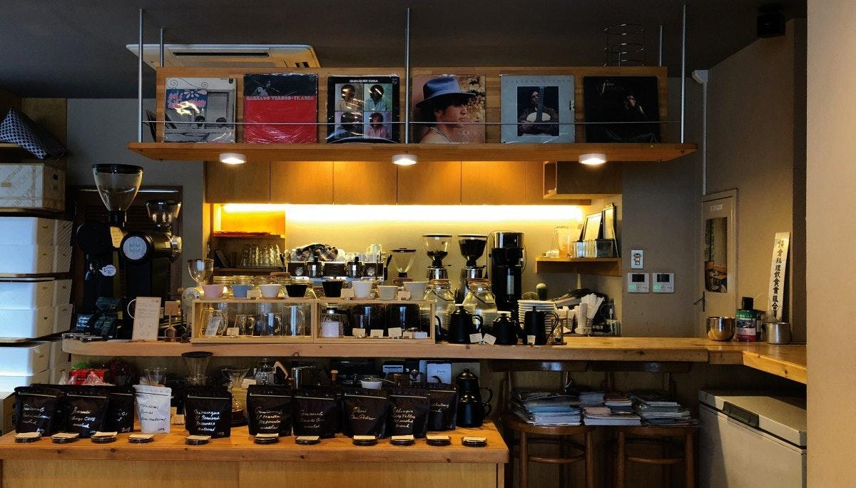[café vivement dimanche] 일요일의 가마쿠라를 만드는 커피 마스터