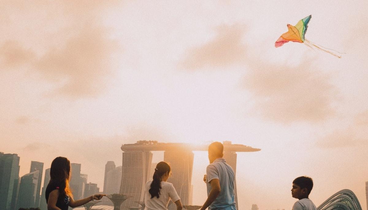 싱가포르 워킹 우먼 라이프: 생활기(1)